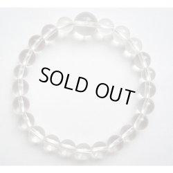 画像2: 数珠ブレスレット・水晶・親玉10ミリ 送料無料;仏壇供養に便利グッズ