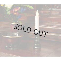 画像4: 火を使わない燭台付き【電池式LEDローソク】仏壇・神棚