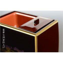 画像5: 校倉香炉【お焼香セット:香澄(かすみ)溜色】回し香炉 送料無料